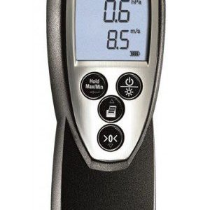 TESTO 512 Digital Manometer/ Anemometer