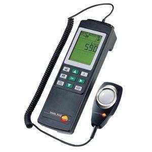 TESTO 545 Portable Light Meter with Data Logger