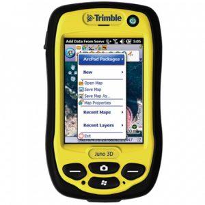 TRIMBLE Juno 3D Handheld with TerracSync Professional
