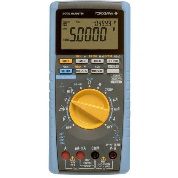 Jual YOKOGAWA TY720 Portable Digital Multimeter Harga ...