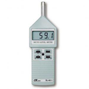 LUTRON SL4011 Portable Sound Level Meter
