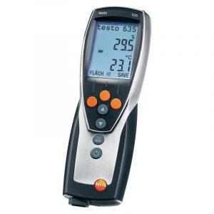 TESTO 635 Portable Thermo-Hygrometer