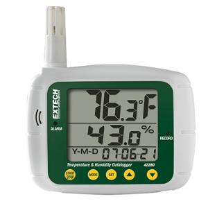 EXTECH 42280 Temperature & Humidity Datalogger