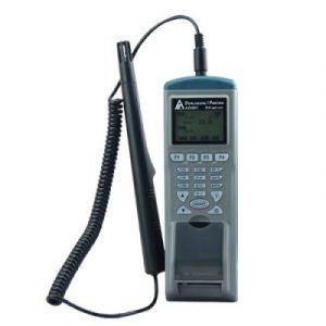 AZ Instrument 9851 Temp. RH Datalogger w/ Printer