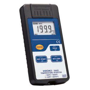 HIOKI 3441-02 Handheld Temperature HiTester
