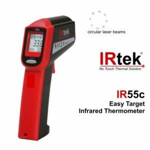IRTEK IR80E Handheld Infrared Thermometer