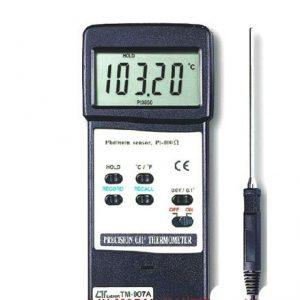 LUTRON TM907 Handheld Digital Thermometer