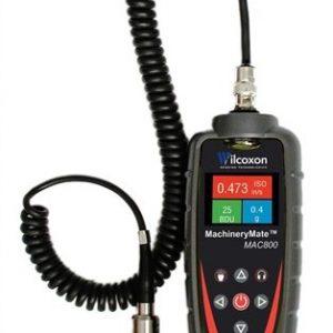 WILCOXON MAC800 MachineryMate Handheld Vibration Meter