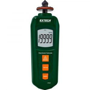 EXTECH RPM40 Combination Contact Laser Photo Tachometer