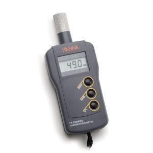 HANNA HI93640 Portable Thermohygrometer