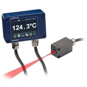 PCE IR57 (0-500°C) Infrared Thermometer