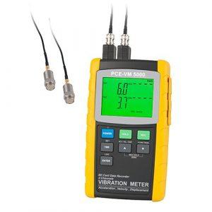 PCE VM5000 Portable Vibration Analyzer