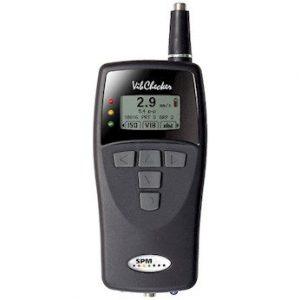 SPM VC100 VibChecker Vibration Meter