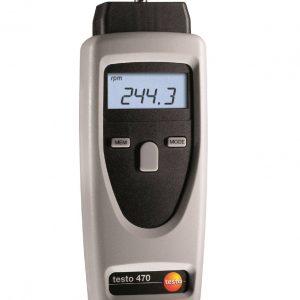 TESTO 470 Digital Portable Tachometer