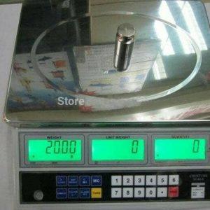 Timbangan Komersial APTC417 Max 30kg