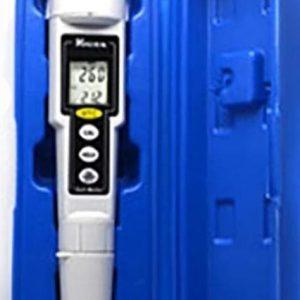 Salt Meter Kedida CT-3081 – Ukur kadar garam 0-9999 mL/g