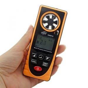 Environment Tester Benetech GM8910