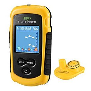 Fish Finder Wireless Lucky FFCW1108-1