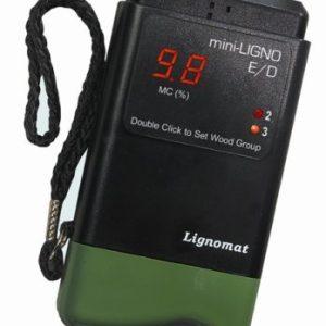 LIGNOMAT E/D Portable Wood Moisture Meter