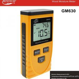 Wood Moisture Meter Benetech GM630