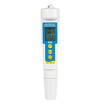 PH TDS Temperature 3 in 1 Meter
