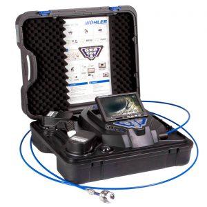 WOHLER VIS350 Plus (8927) VideoScope Inspection Camera