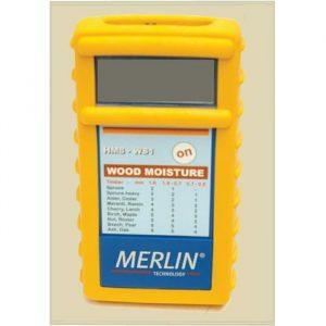 MERLIN HM8 WS13 Furniture Wood Moisture Meter