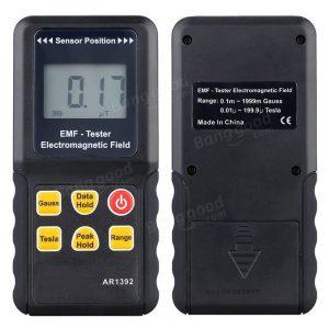 Electromagnetic Radiation Meter SMART SENSOR AR1392