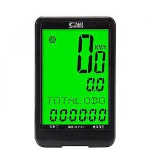Bicycle Speedometer Sunding SD-577C1