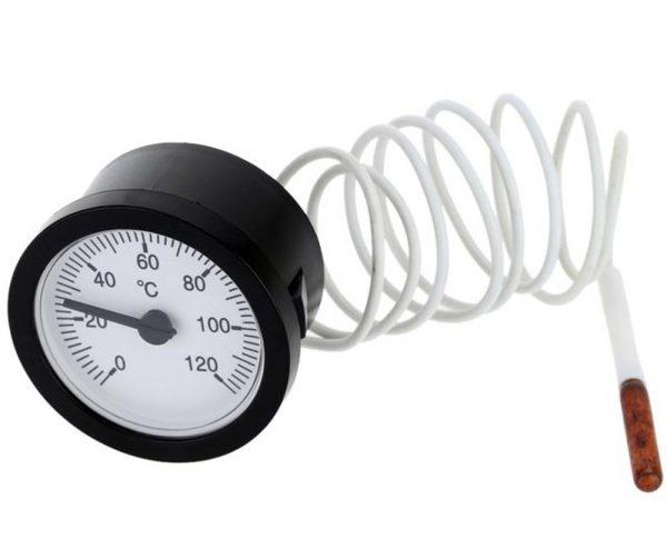 Capillary Thermometer 1.5 Meter
