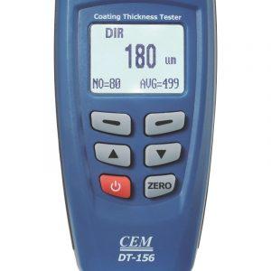 Paint Coating Thickness Gauge CEM Instruments DT-156