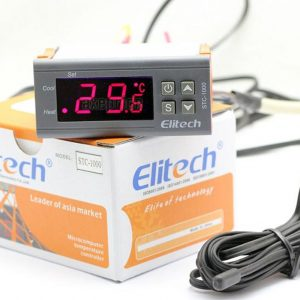 Digital Thermostat Elitech STC-1000 Original