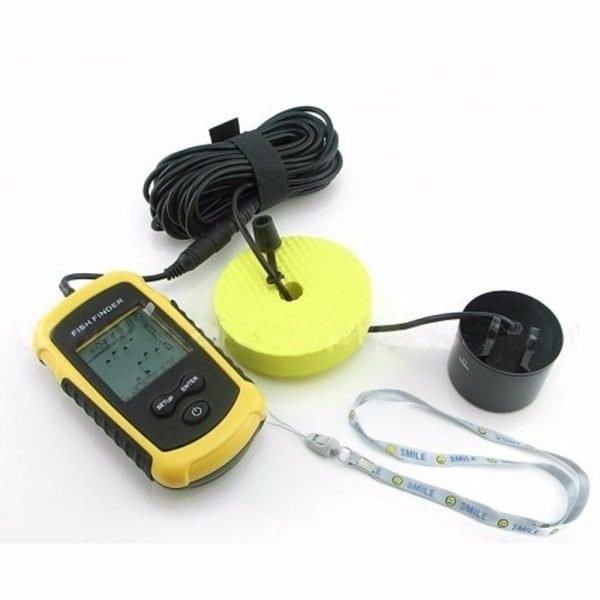 Fish Finder Sonar Sensor – Alat deteksi ikan untuk mancing