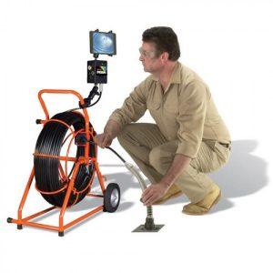 GENERAL Pipe Cleaners Gen-Eye SL-GPR-A Video Borescope