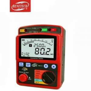 Insulation Tester Benetech GM3123