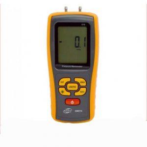 Digital Manometer Pressure Gauge – Ukur Tekanan Benetech GM510