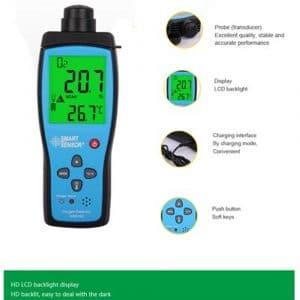 Oxygen Detector SmartSensor AR8100