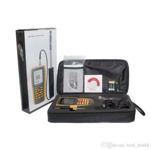 Hot Wire Anemometer Benetech GM8903