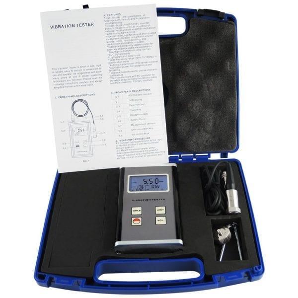 Vibration Meter Landtek VM-6370