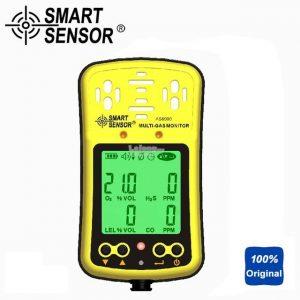 Multi Gas Monitor Smart Sensor AS8900 4 in 1 Detector