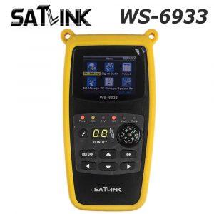 Satellite Finder SATLINK WS-6933
