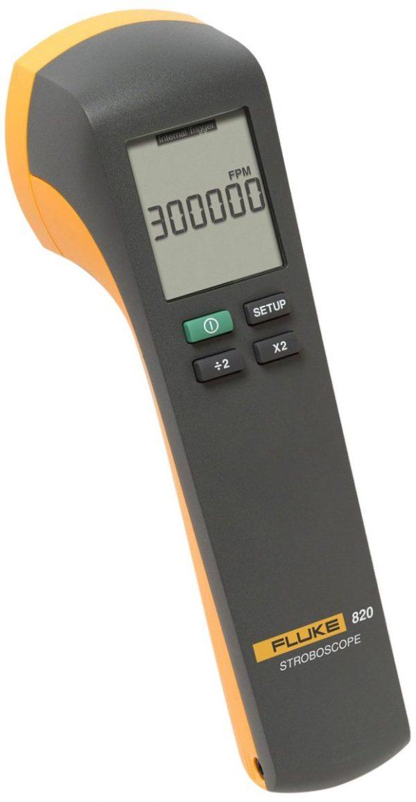FLUKE 820-2 LED STROBOSCOPE