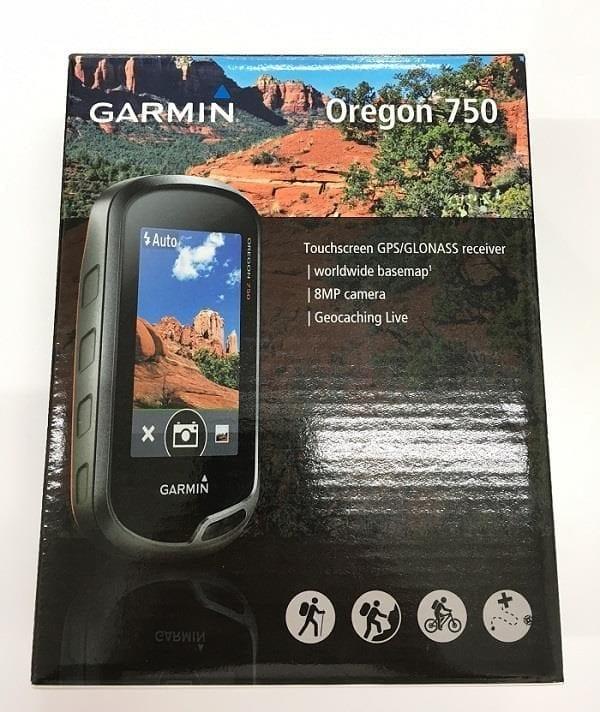 Garmin Oregon 750