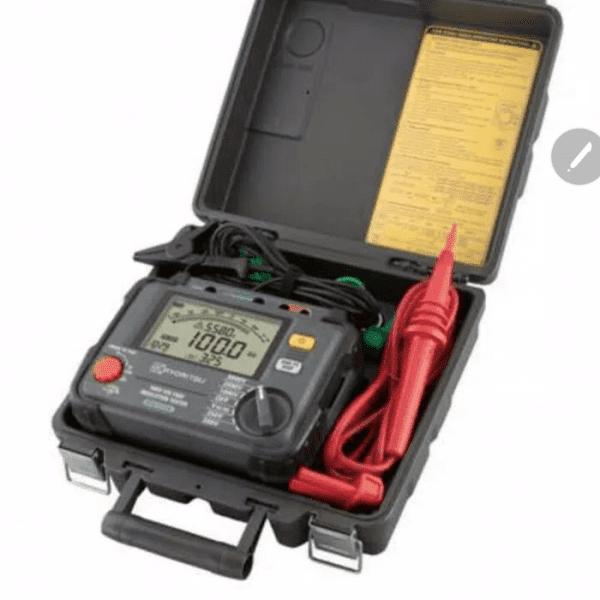 Kyoritsu 3125A High Voltage Insulation Tester