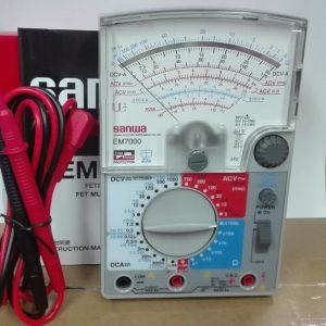 Sanwa EM7000 Multimeter Analog
