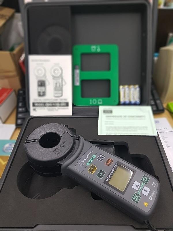Kyoritsu 4202 Earth Clamp Tester