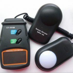 Lux Meter - Alat ukur kekuatan cahaya