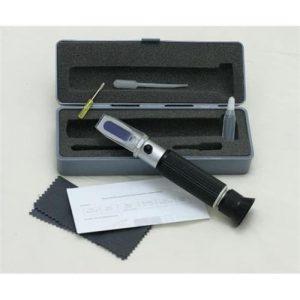 Refractometer Salt Salinity 0-100%