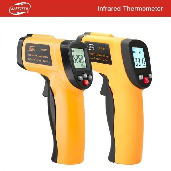 Benetech GM550 Infrared Termometer Gun -50 - 550c