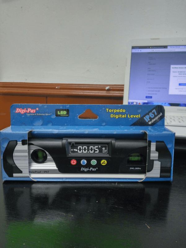 DIGITAL WATERPASS DWL 280 PRO